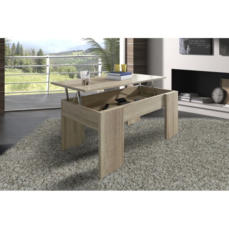 Design Elevable Table With Cambrian Colour