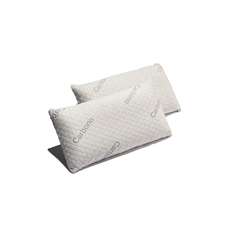 Pack 2 Visco Luxury Carbono Pillows